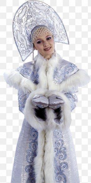 New Year Theme - Snegurochka Ded Moroz The Winter Tale Clip Art PNG