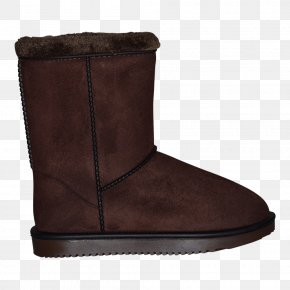 Boot - Snow Boot Shoe Leather PNG
