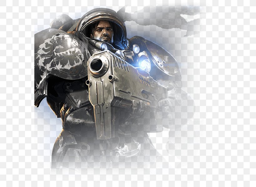 Starcraft Ii Legacy Of The Void Jim Raynor Sarah Kerrigan