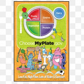 Health - ChooseMyPlate Food Pyramid Food Group PNG