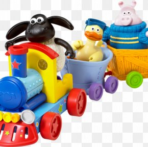 Toy - Train Action & Toy Figures Birthday PNG