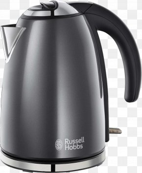 Kettle Image - Kettle Russell Hobbs Toaster Small Appliance Home Appliance PNG