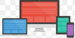 Web Design - Responsive Web Design Website Builder Web Hosting Service PNG