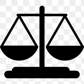 Scale Icon - Lady Justice PNG