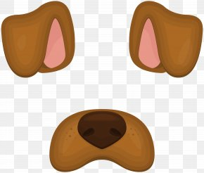Dog Face Mask Clip Art Image - Border Collie Dogo Argentino Puppy Clip Art PNG