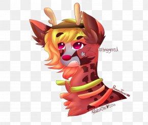 Triggered - Cartoon Figurine Animal Character PNG