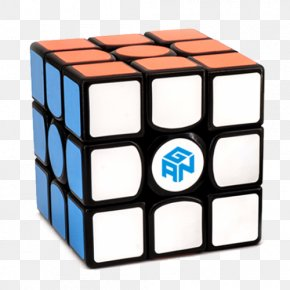 Cube - Rubik's Cube Puzzle Cube Speedcubing Fisher Cube PNG