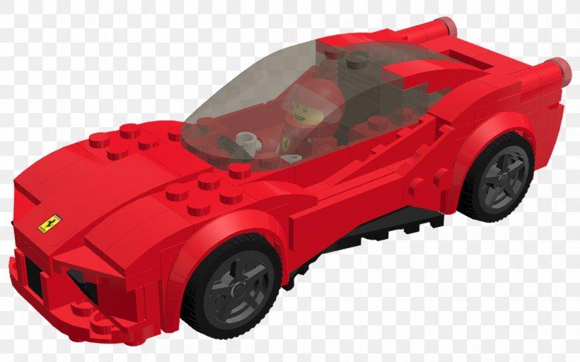 Sports Car Ferrari F40 Ferrari 488, PNG, 1440x900px, Sports