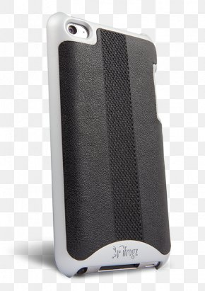 Ipod Touch 4th Generation - IFrogz Fusion Case For IPod Touch 4 Black / Silver Mobile Phones Industrial Design PNG