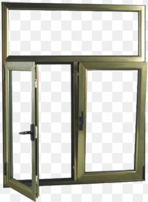 Green Stainless Steel Windows - Window Aluminium Door Glass PNG