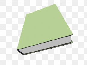 Paper Product Rectangle - Green Rectangle Paper Product PNG