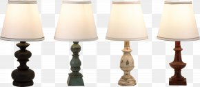 Table - Table Lighting Lamp Electric Light PNG