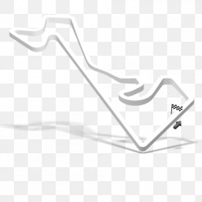 Car - White Car Line Angle PNG