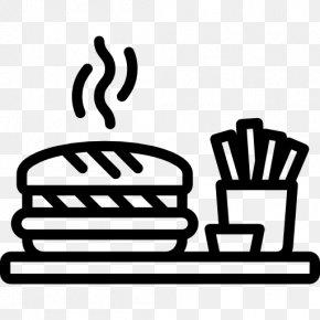 Fast-food Restaurant - Hamburger Junk Food Fast Food PNG