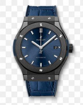 Watch - Hublot Classic Fusion Watch Swiss Made Strap PNG