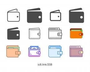 Wallet - Download Font PNG