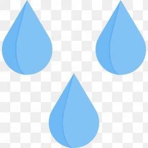 Logo Electric Blue - Blue Aqua Azure Turquoise Drop PNG