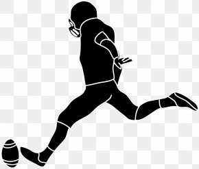Sports Cliparts Silhouette - Placekicker American Football Kickoff Field Goal Clip Art PNG