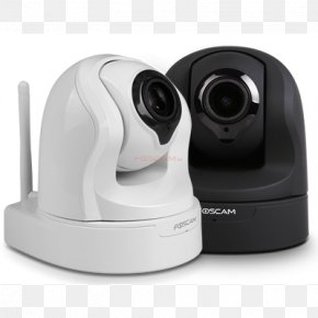 Camera - Pan–tilt–zoom Camera IP Camera Closed-circuit Television Foscam FI9826P PNG
