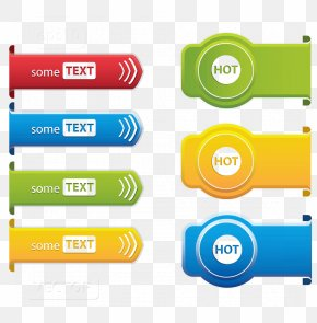 Creative Title Button - Button Icon PNG