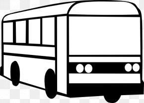 Bus Cliparts Transparent - Bus Stop Clip Art PNG