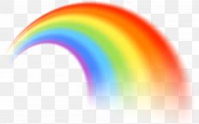Double Rainbow Wallpaper - Rainbow Clip Art Image Desktop Wallpaper PNG
