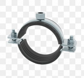 Screw - Pipe Clamp Steel Hose Clamp PNG