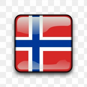 Flag - Flag Of Iceland North Germanic Languages Clip Art PNG