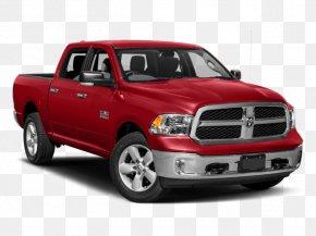 Dodge - Ram Trucks Chrysler Dodge 2018 RAM 1500 Sport Car PNG