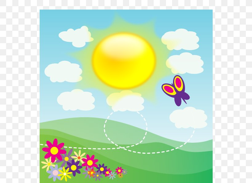 Nature Clip Art, PNG, 564x595px, Nature, Balloon, Cloud, Color, Daytime Download Free