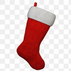 Christmas Stocking Free Download - Christmas Stocking Gift Sock PNG