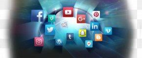 Social Media - Social Media Reputation Management Marketing Social-Media-Manager PNG