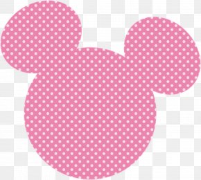 Minnie Mouse - Minnie Mouse Mickey Mouse Party Paper PNG