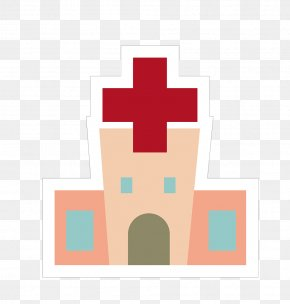 Abstract Style Hospital Building - Web Development Web Design Search Engine Optimization Website Graphic Design PNG