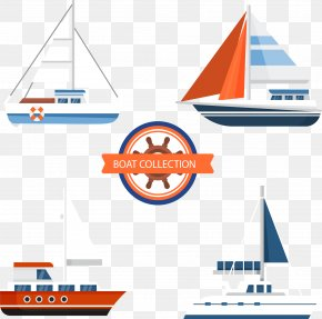 Four Types Of Sailing - Sail Watercraft PNG