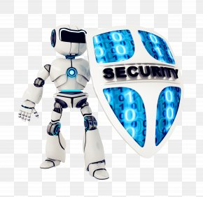 Network Security Robot - Battery Charger Adapter Computer Network Network Interface Controller USB PNG