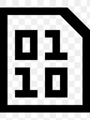 Binary Code - Binary File Binary Code Binary Number Symbol PNG