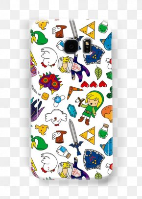 The Legend Of Zelda - IPhone 6 The Legend Of Zelda Printing Redbubble Samsung Galaxy PNG
