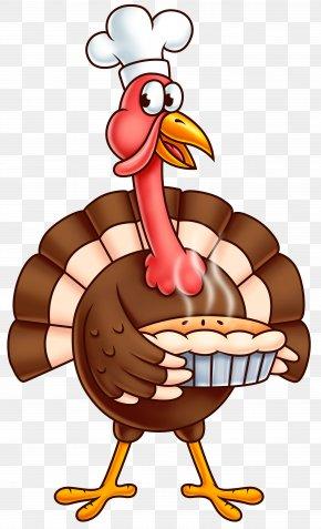 Thanksgiving Turkey Clipart Image - Turkey Thanksgiving Dinner Clip Art PNG