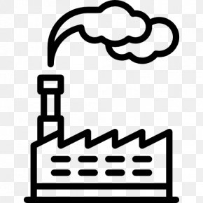 Factory Icon - Nuclear Power Plant Energy PNG