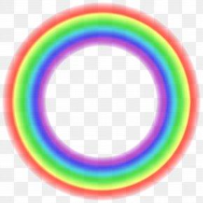 Round Rainbow Clip Art Image - Shutterstock Iconfinder Icon PNG