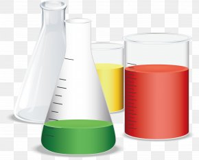 Bottle Experiment - Liquid Beaker Laboratory Flask Test Tube PNG
