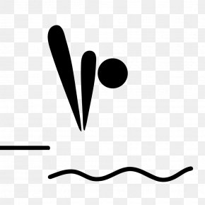 Pictogram - 2016 Summer Olympics Olympic Games Diving Olympic Sports Clip Art PNG