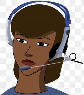 Headphone - Call Centre Customer Service Callcenteragent Clip Art Stock.xchng PNG