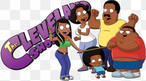 Show - Cleveland Brown Jr. Rallo Tubbs Television Show Spin-off PNG