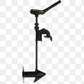 Boat - Trolling Motor Boat Electric Outboard Motor Transom Electric Motor PNG