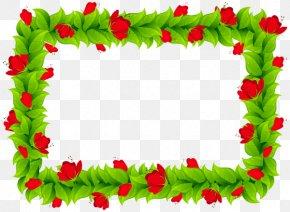 Flower - Borders And Frames Flower Floral Design Clip Art PNG