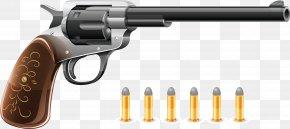 Hand Gun - Handgun Firearm Revolver Clip Art PNG