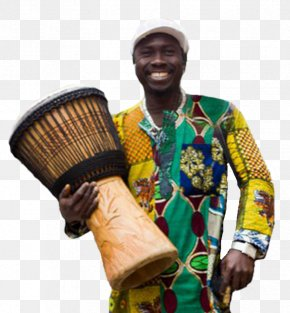 Drum - Djembe Manimou Camara Guinea Percussion Drum PNG