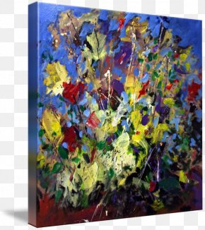 Still Life - Floral Design Acrylic Paint Painting Flower Still Life PNG